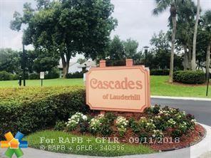 7980 NW 50 St #410, Lauderhill, FL 33351 (MLS #F10140476) :: Green Realty Properties
