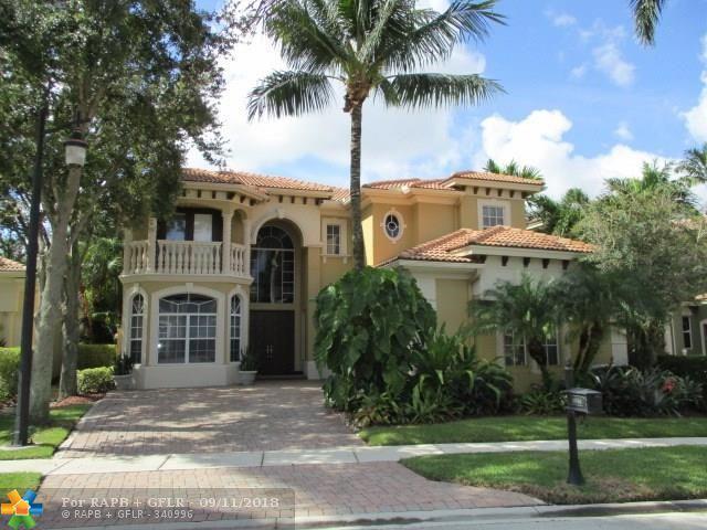 8048 Valhalla Dr, Delray Beach, FL 33446 (MLS #F10140517) :: Green Realty Properties