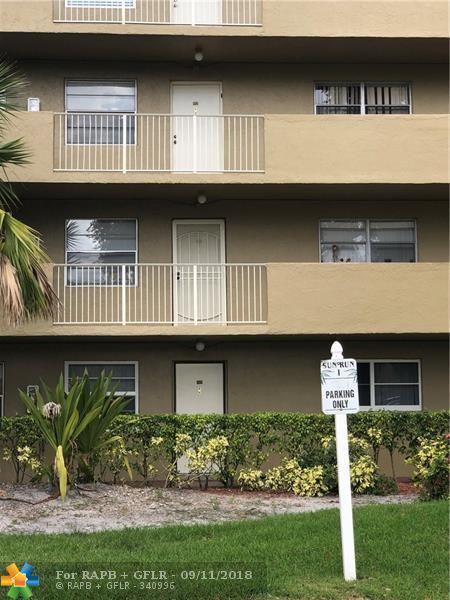 3120 N Pine Island Rd #107, Sunrise, FL 33351 (MLS #F10140657) :: Green Realty Properties