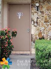 619 N University Dr #7, Plantation, FL 33324 (MLS #F10140973) :: Green Realty Properties