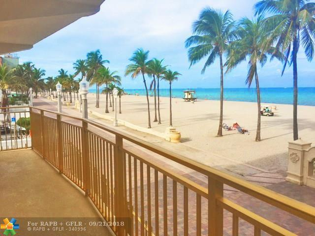 901 S Surf Rd #201, Hollywood, FL 33019 (MLS #F10141009) :: Green Realty Properties