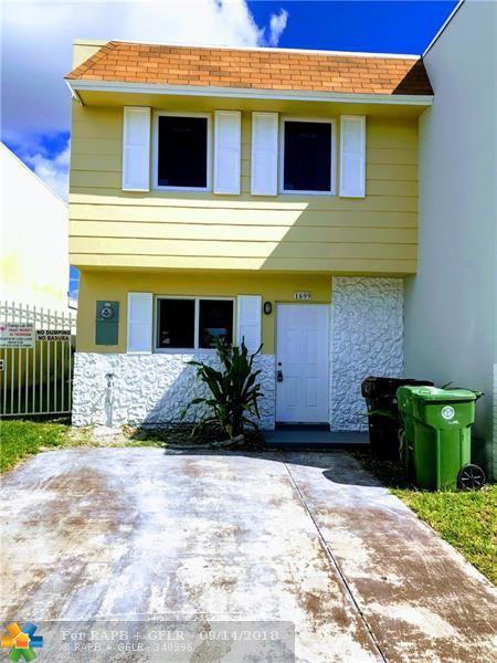 1699 W 72nd St #1699, Hialeah, FL 33014 (MLS #F10141129) :: Green Realty Properties