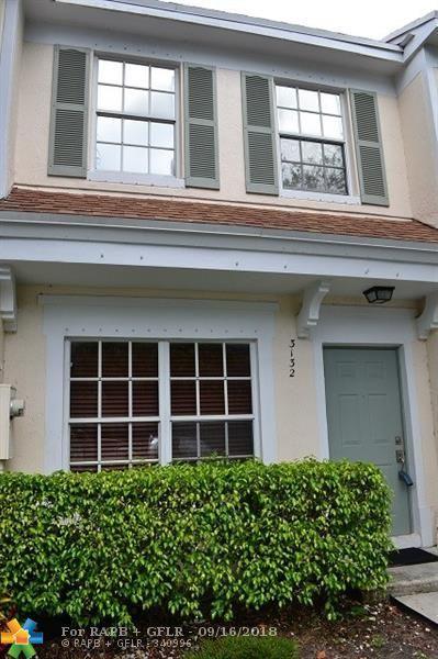 3132 Festival Dr #253, Margate, FL 33063 (MLS #F10141299) :: Green Realty Properties