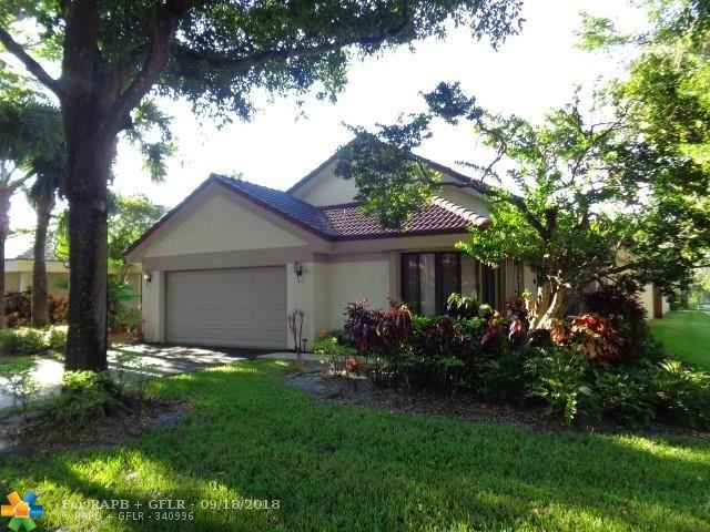 9384 NW 18th Mnr, Plantation, FL 33322 (MLS #F10141528) :: Green Realty Properties