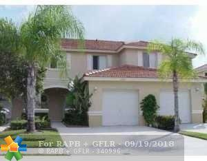 1705 N Arezzo Cir #1705, Boynton Beach, FL 33436 (MLS #F10141707) :: Green Realty Properties