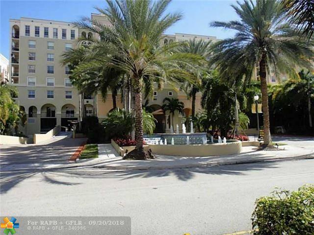 520 SE 5TH AVENUE #1612, Fort Lauderdale, FL 33301 (MLS #F10141759) :: Green Realty Properties