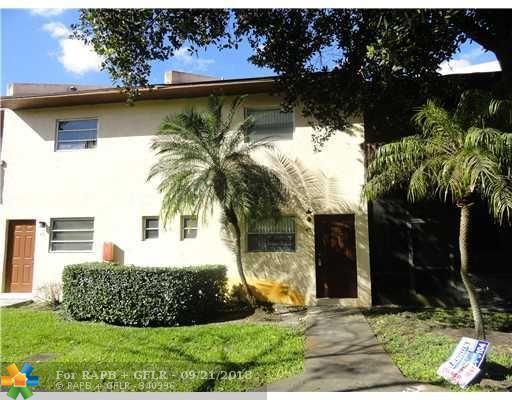 6607 Winfield Blvd B-43, Margate, FL 33063 (MLS #F10142119) :: Green Realty Properties