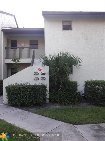3421 Cocoplum Cir #3411, Coconut Creek, FL 33063 (MLS #F10142201) :: The Dixon Group