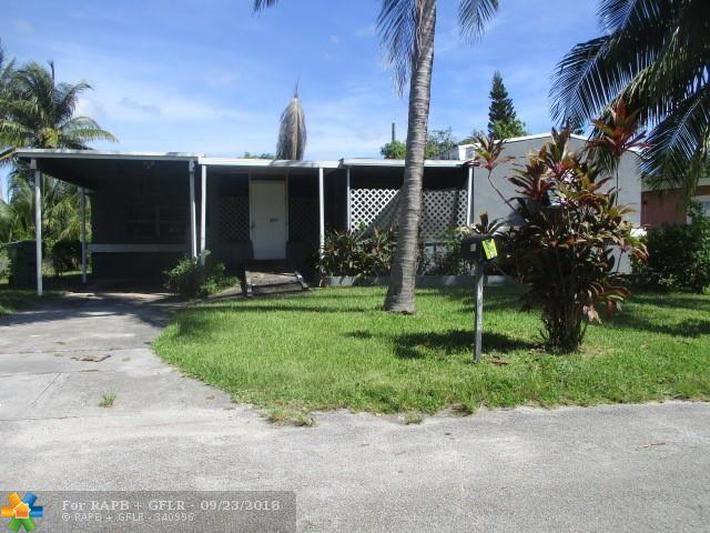 311 NE 118th St, Miami, FL 33161 (MLS #F10142224) :: The Dixon Group