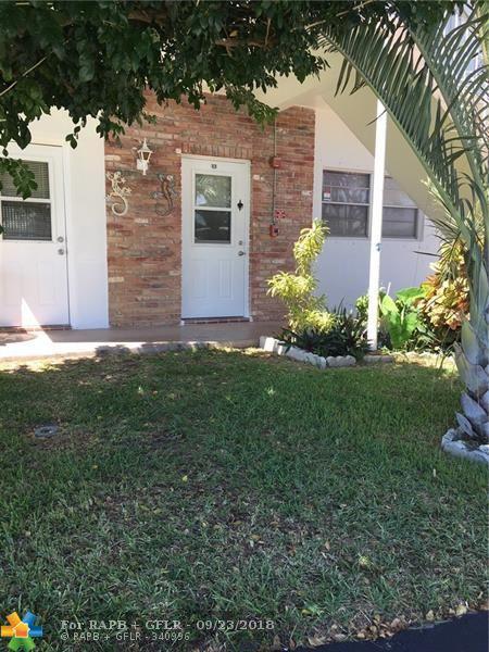 2851 E Golf #101, Pompano Beach, FL 33064 (MLS #F10142302) :: Green Realty Properties