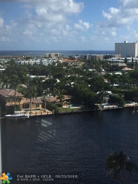 3100 NE 49th St Ph6, Fort Lauderdale, FL 33308 (MLS #F10142618) :: Green Realty Properties