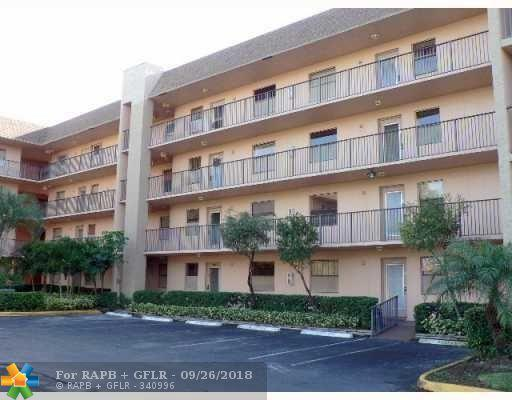 2764 NW 104th Ave #201, Sunrise, FL 33322 (MLS #F10142765) :: Green Realty Properties