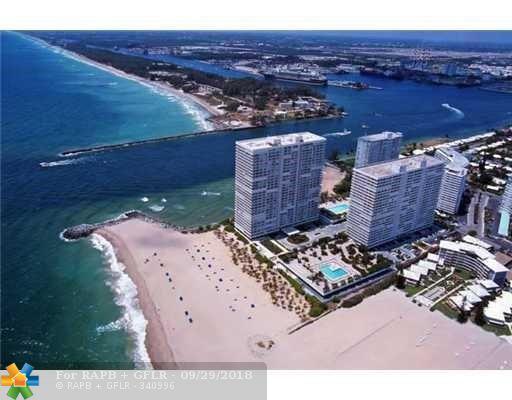 2200 S Ocean Ln #2904, Fort Lauderdale, FL 33316 (MLS #F10142868) :: Green Realty Properties
