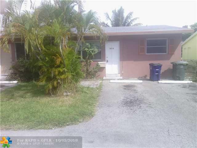 1013-1015 SW 3rd St, Hallandale, FL 33009 (MLS #F10143621) :: Green Realty Properties