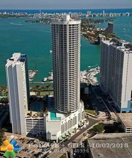 1750 N Bayshore Drive #3202, Miami, FL 33132 (MLS #F10143628) :: Green Realty Properties