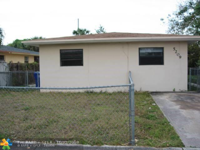 5209 Wiley St, Hollywood, FL 33021 (MLS #F10143652) :: Green Realty Properties