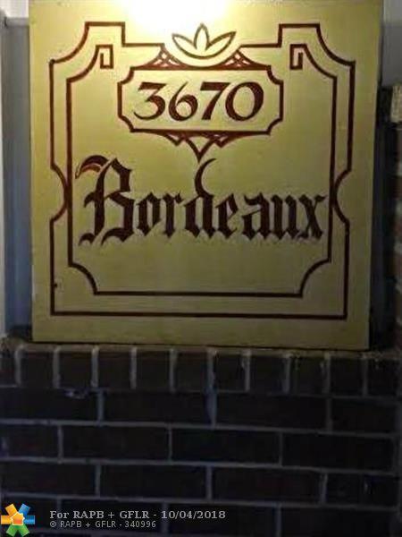 3670 Inverrary Dr B2x, Lauderhill, FL 33319 (MLS #F10143668) :: Green Realty Properties
