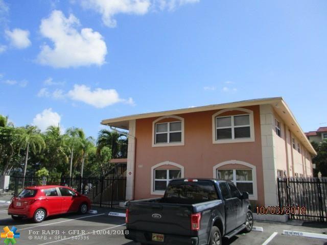660 NE 11th Ave #107, Fort Lauderdale, FL 33304 (MLS #F10144096) :: Green Realty Properties