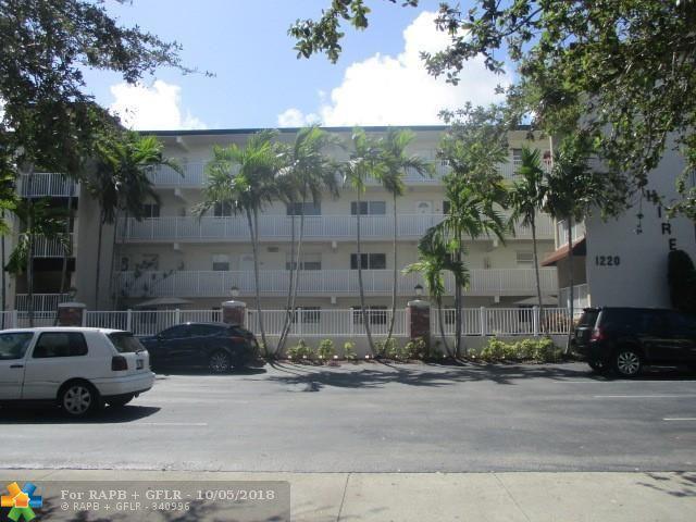 1220 NE 3rd St #201, Fort Lauderdale, FL 33301 (MLS #F10144122) :: Green Realty Properties