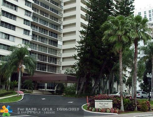 4280 Galt Ocean Dr 15J, Fort Lauderdale, FL 33308 (MLS #F10144270) :: Green Realty Properties