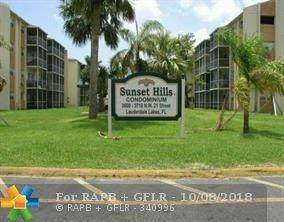 3600 NW 21 St #108, Lauderdale Lakes, FL 33311 (MLS #F10144376) :: Green Realty Properties