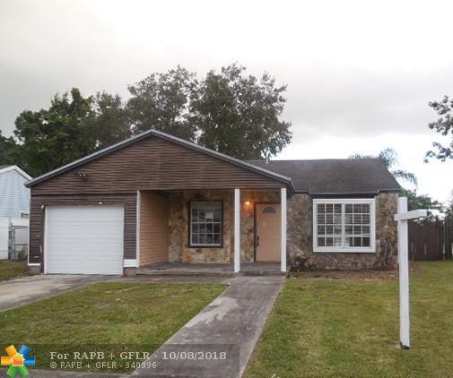 12820 SW 15th Mnr, Davie, FL 33325 (MLS #F10144470) :: Green Realty Properties