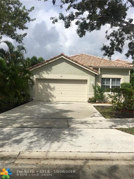 744 Tanglewood Cir, Weston, FL 33327 (MLS #F10144578) :: Green Realty Properties