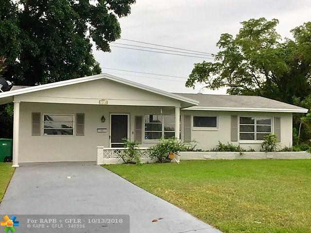 7318 NW 57th Ct, Tamarac, FL 33321 (MLS #F10144951) :: Green Realty Properties