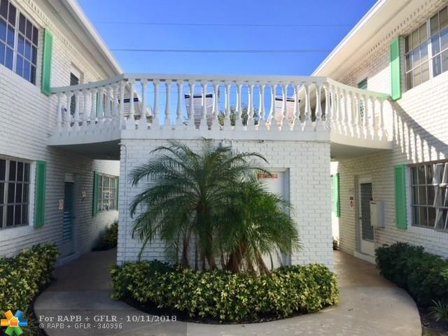 6260 NE 18th Ave #731, Fort Lauderdale, FL 33334 (MLS #F10145001) :: Green Realty Properties