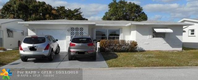 7205 NW 9th Ct, Margate, FL 33063 (MLS #F10145145) :: Green Realty Properties
