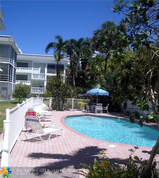 1439 S Ocean Blvd #312, Pompano Beach, FL 33062 (MLS #F10145268) :: Green Realty Properties