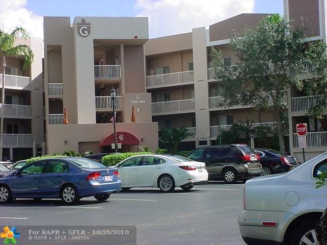 7734 Trent Dr #108, Tamarac, FL 33321 (MLS #F10145384) :: Green Realty Properties