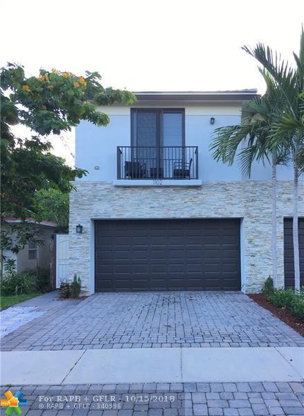 1102 NE 18th Ave #1102, Fort Lauderdale, FL 33304 (MLS #F10145392) :: Green Realty Properties