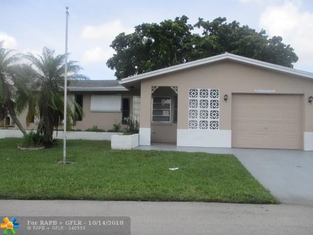 4797 NW 49th Rd, Tamarac, FL 33319 (MLS #F10145442) :: Green Realty Properties