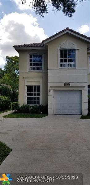 11570 NW 36th St #1, Coral Springs, FL 33065 (MLS #F10145462) :: Green Realty Properties