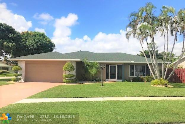2735 Starwood Cir, West Palm Beach, FL 33406 (MLS #F10146015) :: Green Realty Properties