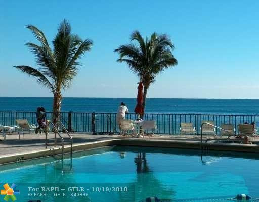 3800 Galt Ocean Dr #612, Fort Lauderdale, FL 33308 (MLS #F10146212) :: United Realty Group