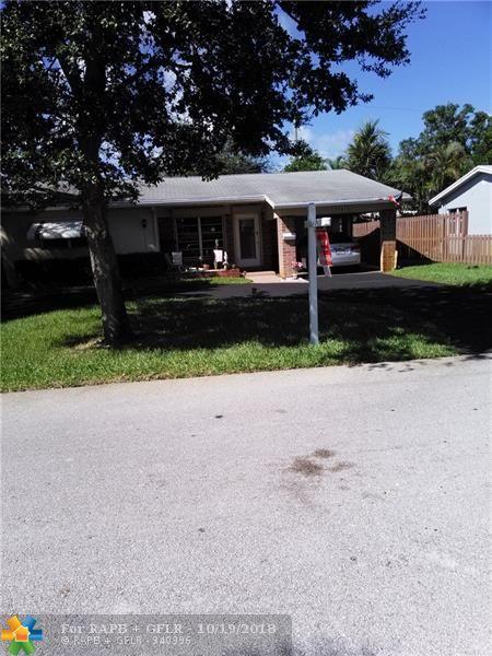 4701 NE 3 Terrace, Oakland Park, FL 33334 (MLS #F10146250) :: Green Realty Properties