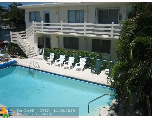 1605 SE 15th St 6A, Fort Lauderdale, FL 33316 (MLS #F10146273) :: Green Realty Properties