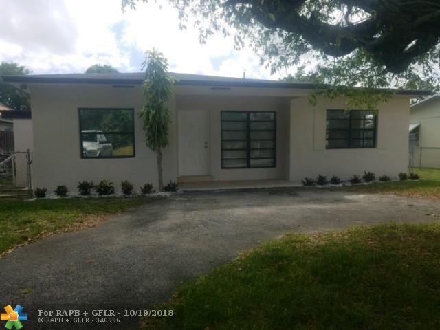 4520 SW 27th St, West Park, FL 33023 (MLS #F10146317) :: Green Realty Properties