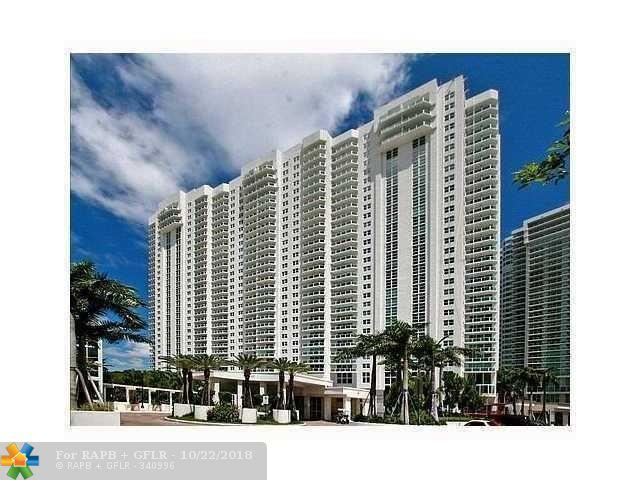 3301 NE 183rd St #302, Aventura, FL 33160 (MLS #F10146544) :: Green Realty Properties