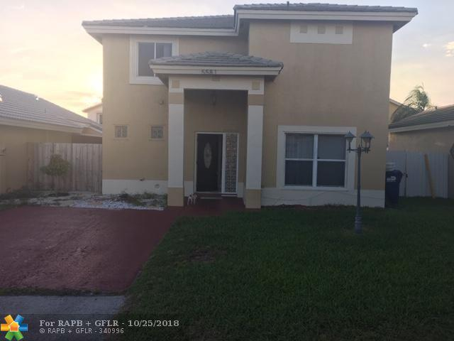 5581 NW 184th Ter, Miami, FL 33055 (MLS #F10147139) :: Green Realty Properties