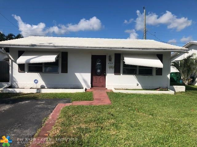 4569 NW 17th Ave, Tamarac, FL 33309 (MLS #F10147299) :: Green Realty Properties
