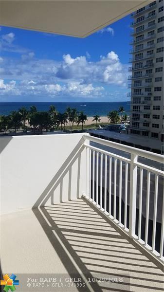 133 N Pompano Beach Blvd #401, Pompano Beach, FL 33062 (MLS #F10147468) :: Laurie Finkelstein Reader Team