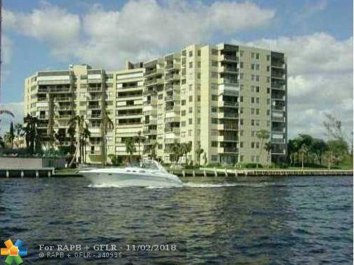 2900 NE 14th Street Cswy #107, Pompano Beach, FL 33062 (MLS #F10147489) :: Green Realty Properties