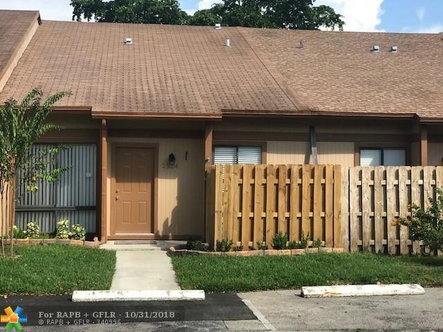 3524 NW 111th Ter #0, Sunrise, FL 33351 (MLS #F10147963) :: Green Realty Properties