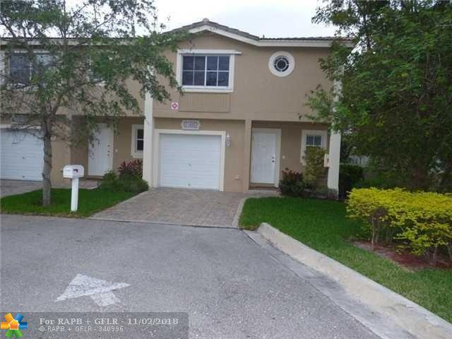 11625 NW 23rd Ct #11625, Coral Springs, FL 33065 (MLS #F10148275) :: Green Realty Properties
