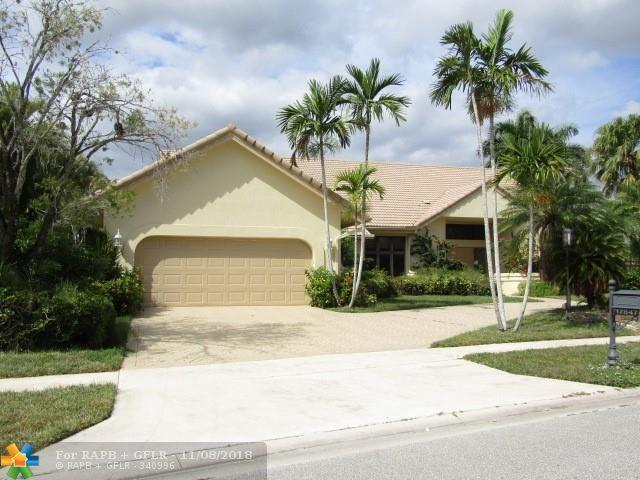 17847 Heather Ridge Ln, Boca Raton, FL 33498 (MLS #F10148367) :: Green Realty Properties