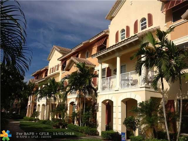 1440 Via Alferi #1440, Boynton Beach, FL 33426 (MLS #F10148412) :: Green Realty Properties