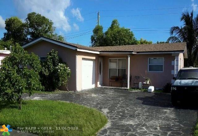6421 NW 28th St, Sunrise, FL 33313 (MLS #F10148434) :: Green Realty Properties
